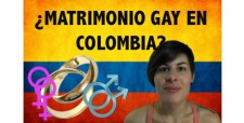 ¿MATRIMONIO GAY EN COLOMBIA?