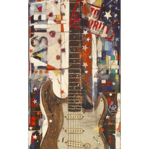 Rory Gallagher Guitar 1961 Fender Stratocaster
