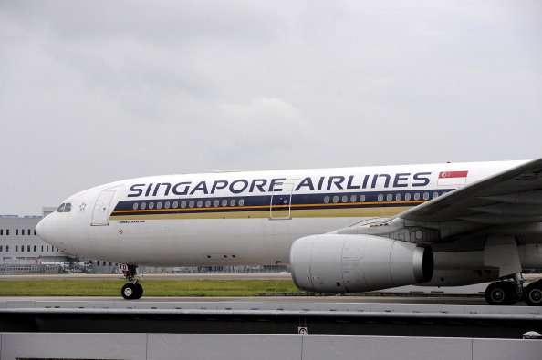 Images Of Singapore Airlines Ahead Of Results