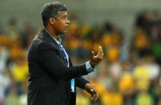Frank Rijkaard Sacked As Saudi Arabia Coach