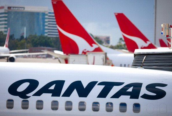 Inside Qantas Facilities Ahead Of 1H Earnings