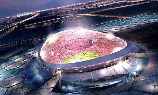 Lusail stadium (source: Gulf Business)