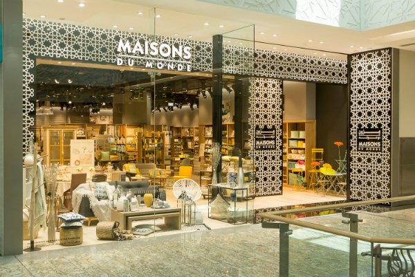 UAE s Majid Al Futtaim signs franchise deal with homeware brand     UAE s Majid Al Futtaim signs franchise deal with homeware brand Maisons du  Monde