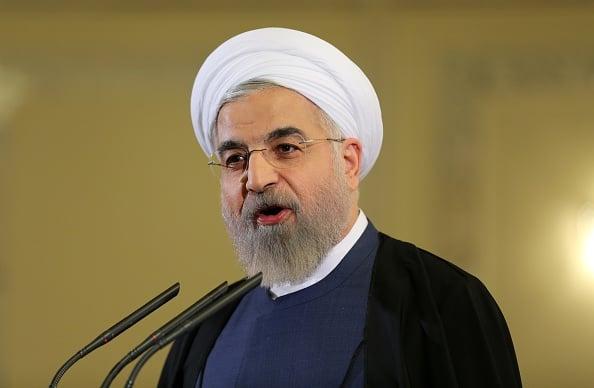 IRAN-POLITICS-NUCLEAR-ROUHANI