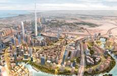 Dubai Plans Mega City; World's Largest Mall