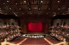 Dubai Opera Auditorium
