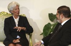 Egypt Requests $4.8bn IMF Loan