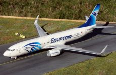 EgyptAir Plane Diverted After Threatening Note Found