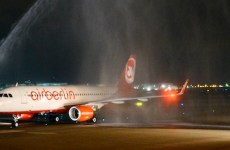 Etihad - airberlin Inaugural Stuttgart Flight - PHOTO