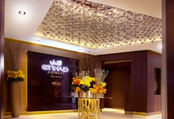 Etihad opens new first class lounge at Abu Dhabi airport