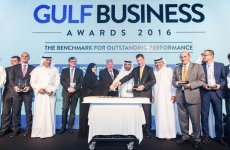 Revealed: Winners at the Gulf Business Awards 2016