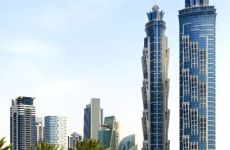 World's Tallest Hotel Opens In Dubai