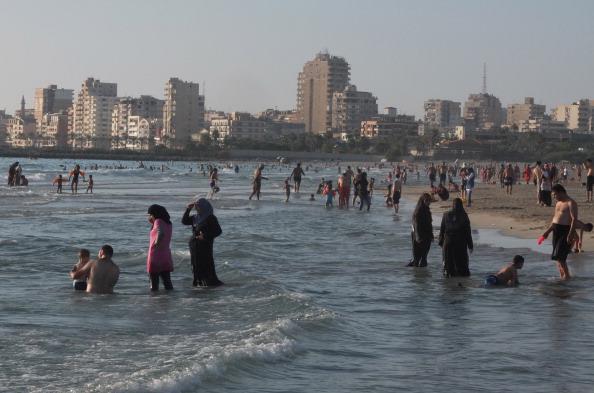 Tyre Beach, Lebanon