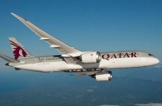 Qatar Airways B787 - Dreamliner