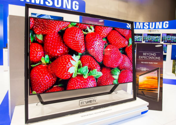 Samsung 85'' UHD TV - Image 2