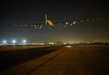 Solar Impulse 2 begins final leg of round-the-world trip