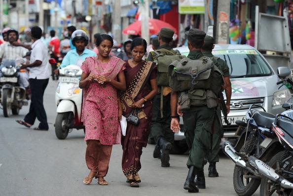 SRI LANKA-VOTE