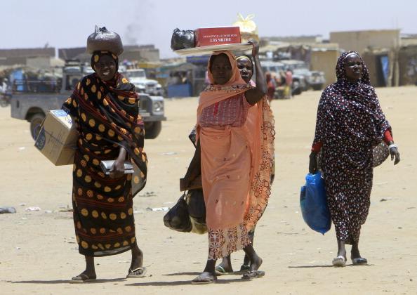 SUDAN-DARFUR-UNREST