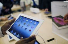 New iPad Out In UAE