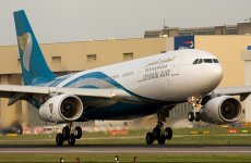 Oman Air Orders Three Airbus A330 Aircraft