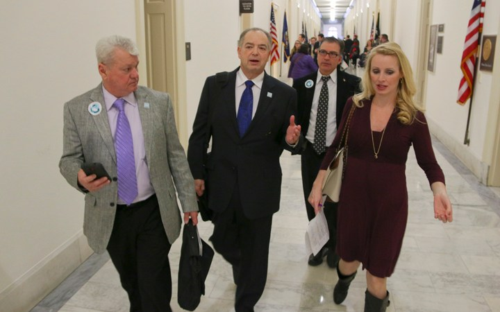 GSI Joins Gulf Groups to Walk Congressional Halls for Gulf Seafood