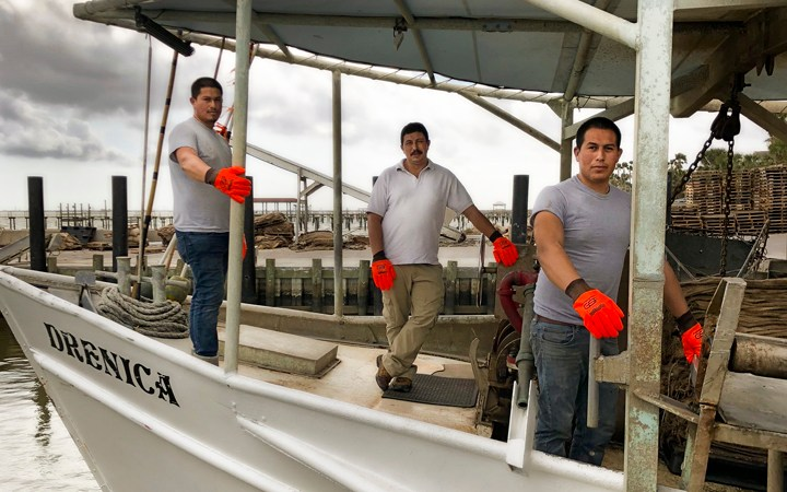 Gulf Seafood Foundation Prepares Fishermen Glove Distribution