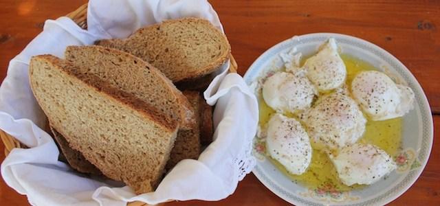 Lunsj på Ikaria