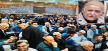 BEDİÜZZAMAN'IN TALEBESİ MUSTAFA SUNGUR'UN MEVLİDİNE YOĞUN İLGİ