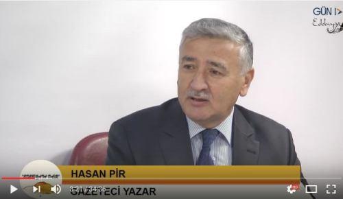 """HASAN PİR İLE """"EDEBİYATA DAİR"""" SÖYLEŞİ – 2014"""