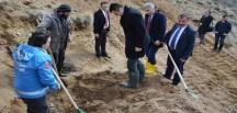 Vali Okay Memiş'in Gümüşhane'de 'Ceviz Fidanı Kararlılığı' Devam Ediyor
