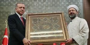 Cumhurbaşkanı Erdoğan'dan İl Müftülerine Tarihi Mesajlar