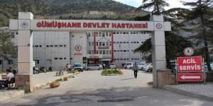 GÜMÜŞHANE DEVLET HASTANESİ'NDE DOKTOR SIKINTISI VATANDAŞI MAĞDUR EDİYOR