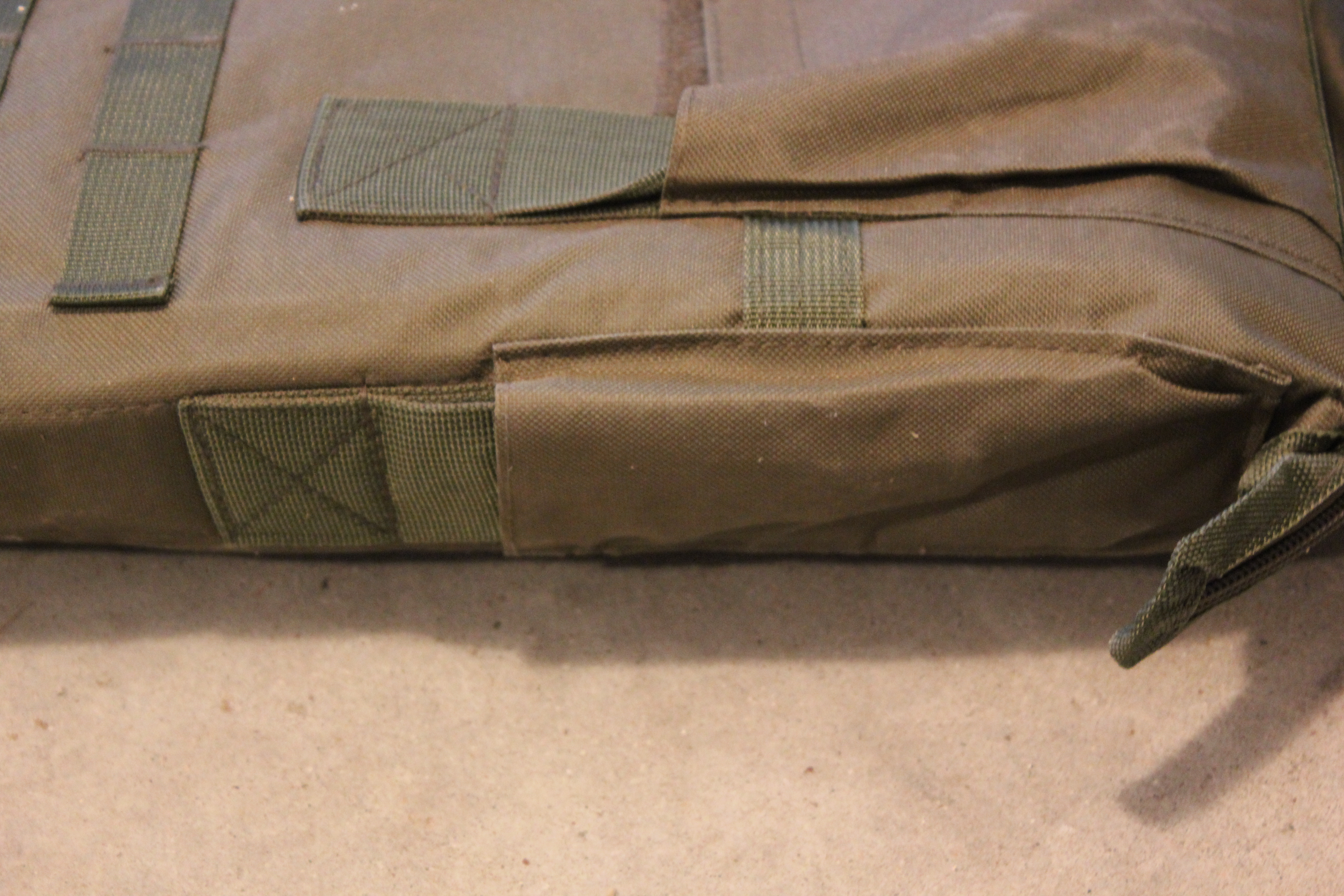 Initial Thoughts Vism Shooting Mat Rifle Case Combo