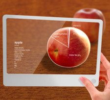transparent-interface