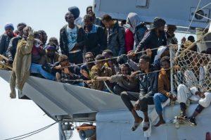 イギリス移民