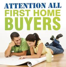 First Time Home Buyers
