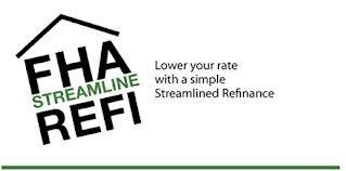 FHA Streamline Refinance Requirements