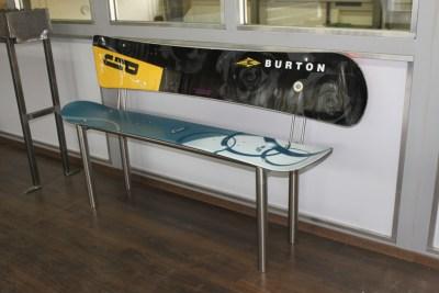 Bank Snowboard