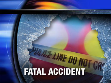 Fatality accident on Highway 33 just east of Guthrie