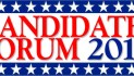 Candidates for commissioner, sheriff set for public forum