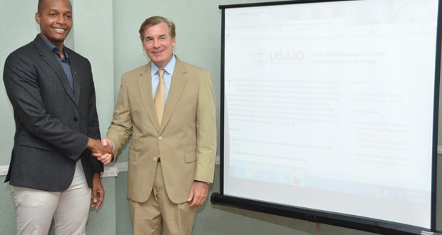 USAID SKYE project launches job bank – to link 'work ready' young men and women with potential employers, says U.S. Ambassador