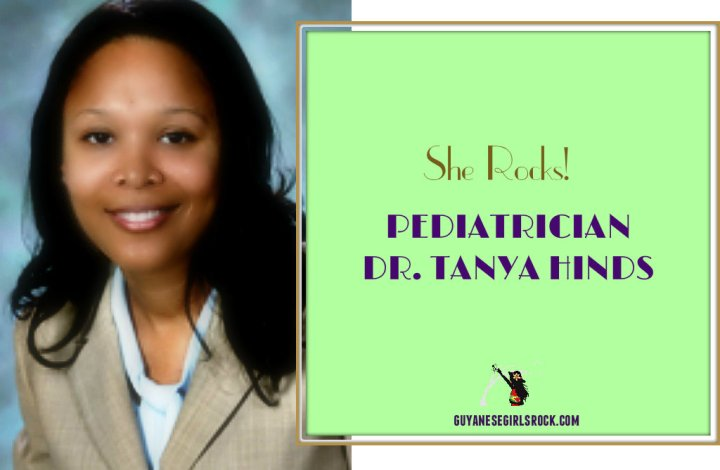 Pediatrician Dr. Tanya Hinds is Meeting the Needs of Children in Washington, DC