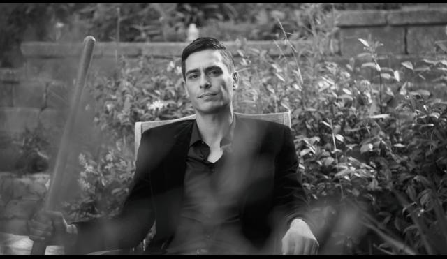Vincent Montuel as 'The Scholar.' Photo by Michael Marius Pessah.