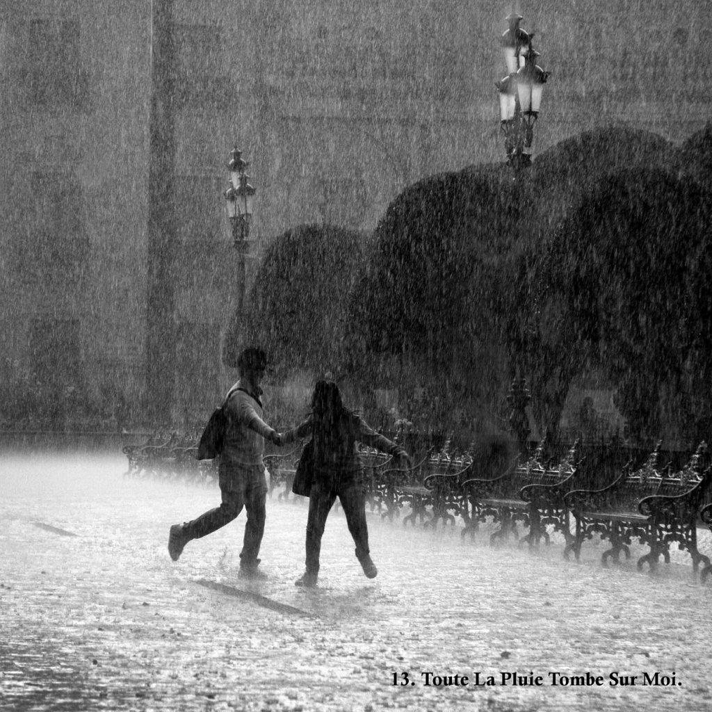 Playlist #13 : Toute la pluie tombe sur moi.