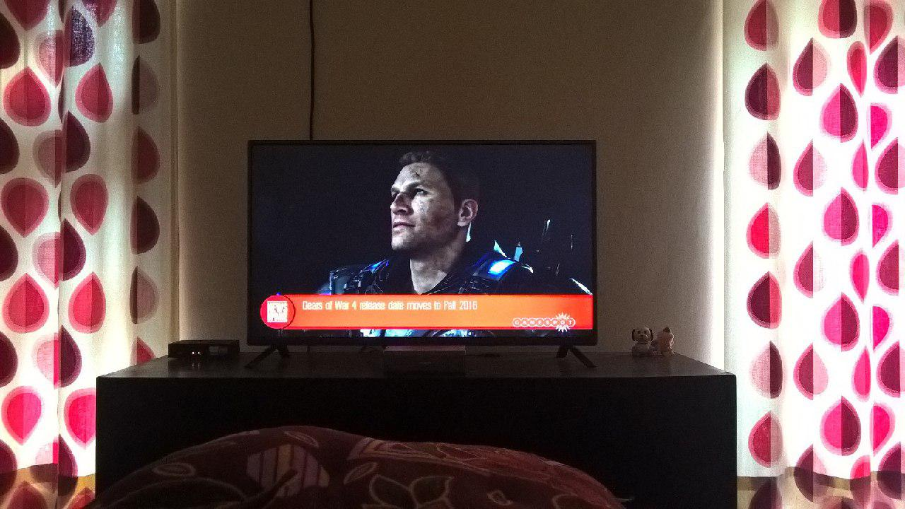 Playing YouTube video on TV