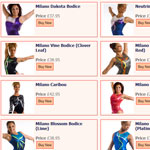 Milano Leotards