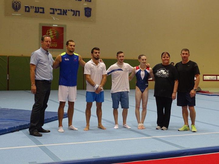 משלחת ישראל אליפות העולם 2015, 2015