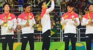 קוהיי אוצ'ימורה ונבחרת יפן עם הזהב