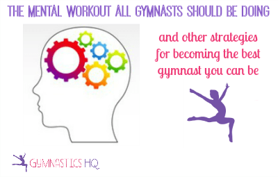 gymnastics mental workout