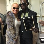 Photos: Waconzy Receives Humanitarian Award at the 6th Annual World Music & Independent Film Festival Hollywood